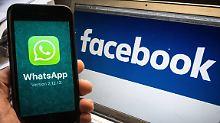 Gilt für Facebook deutsches Recht?: Streit um WhatsApp-Daten geht vor Gericht