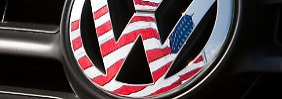 Vertuschung der Abgas-Manipulationen: VW-Manager in USA festgenommen