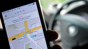 Folge des aggressiven Expansionskurses: Uber macht Milliardenverlust im ersten Halbjahr