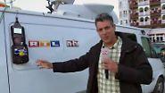 Wetterbericht auf n-tv: Björn Alexander gibt einen Blick hinter die Kulissen
