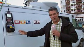 Im Osten wird es am Wochenende schön, meint n-tv Meteorologe Björn Alexander.