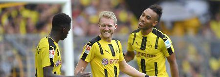 """Dortmunds Auftakt gegen Mainz: Kein Turbo, eher ein """"Angriffs-Maschinchen"""""""