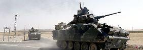 Eskalation in Syrien: Türken und Kurden treffen aufeinander