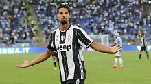 Zweiter Sieg für Juventus Turin: Khedira erzielt Siegtreffer