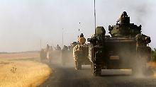 Türkische Offensive in Syrien: Bericht: Armee tötet 35 Zivilisten
