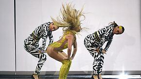 MTV Video Music Awards: Beyoncé räumt ab, Rihanna wird geehrt und Britney kann es doch noch