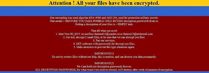 Vorsicht, Fantom geht um: Trojaner tarnt sich als Windows-Update