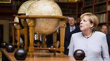 Person der Woche: Merkels Macht schwindet rapide