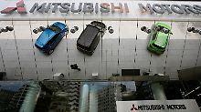 Schummeleien bei Mitsubishi: Spritskandal weitet sich aus