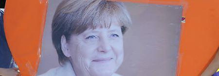 """""""Deutschland wird Deutschland bleiben"""": Merkel will Ängste der Bürger zerstreuen"""