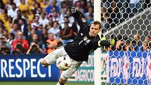 Erster Einsatz am Sonntag: Manuel Neuer ist Kapitän der DFB-Elf