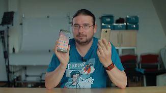 """n-tv Ratgeber: Ein erster Blick auf das """"OnePlus3"""""""