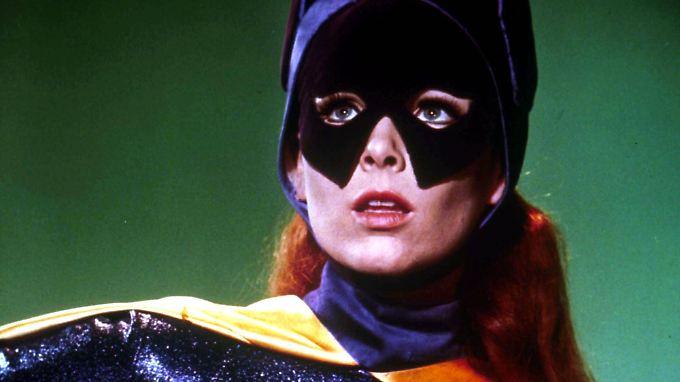 """Yvonne Craig spielte das Batgirl in der Fernsehserie """"Batman"""", die zwischen 1966 und 1968 ausgestrahlt wurde."""
