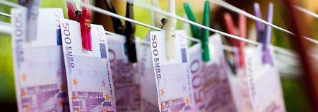 1.023.000.000.000 Euro: Banken bunkern eine Billion bei EZB