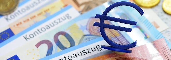 Abwehrpreise dürfen die Kreditinstitute nicht verlangen.