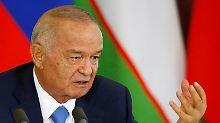 Islam Karimow (1938-2016)