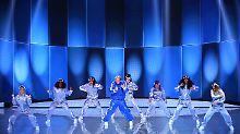 Dance Dance Dance – der Startschuss: Nicht jeder hat den Swag, Bruder!