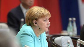 AfD und SPD siegen in Meck-Pomm: Was bedeutet die Wahl für Merkel und die CDU?