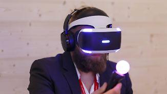 Neueste Technologie auf der IFA: Innovative Produkte erlauben einen Blick in die Zukunft