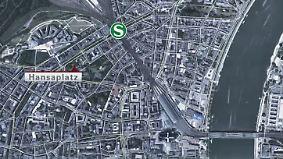 Mitten in der Kölner Innenstadt: 25-Jährige von zwei Männern vergewaltigt