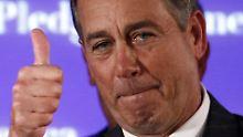 Nach 20 Jahren den Gipfel erklommen: Der Republikaner John Boehner.