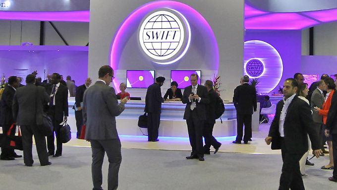 11.000 Finanzinstitute sind an Swift angeschlossen. Nicht alle sind professionell gegen Hacker gesichert.