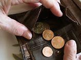 Grundsicherung im Alter: Wenn das Geld nicht reicht