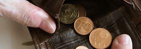 Altersarmut nimmt stark zu: Jeder Fünfte über 55 von Armut bedroht