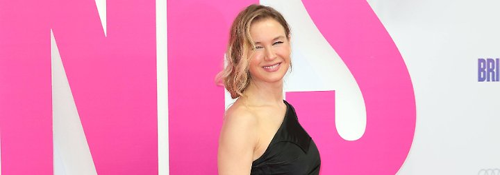 """Bridget Jones""-Premiere in Berlin: Renée Zellweger zurück auf dem pinken Teppich"