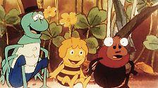 Zum 40. Geburtstag gibt es nun eine Sonderedition der kleinen Biene: ...