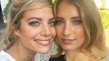 Konkurrenz im eigenen Haus?: Cathy Hummels und ihre schöne Schwester