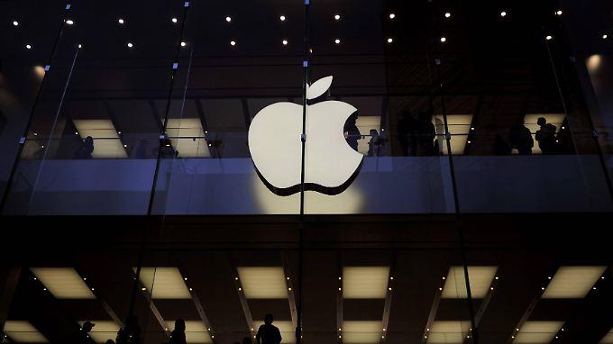 Apple setzt auf das autonome Fahren.