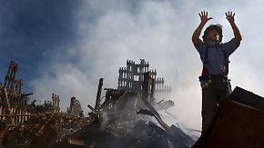 Gedenken an 9/11: Tausende Ground Zero-Helfer leiden an Spätfolgen