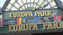Der Europa-Park in Rust bekommt im dritten Jahr in Folge den Titel «bester Freizeitpark weltweit». Foto: Patrick Seeger