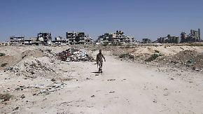 Wackeliges Abkommen in Syrien: Bürgerkriegsparteien lassen die Waffen ruhen - vorerst