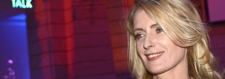 Nicht nur Charlotte Lindholm: Everybody's Darling Maria Furtwängler