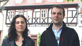 n-tv Ratgeber: Sanierungshelden - Christine und Oliver Schikora