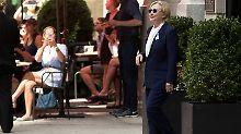 Der schwierige Neustart: Hält Clinton durch?