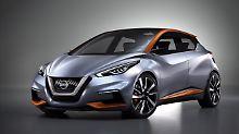 Markenausblick: Nissan fährt mit neuen Linien