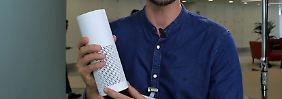 Europa-Premiere für Amazon Echo: Alexa spricht auch deutsch