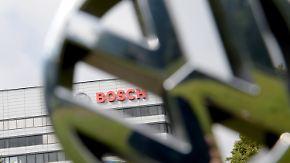 Ermittlungen zum VW-Abgasskandal: Bosch-Mitarbeiter sagen vor EU-Untersuchungsausschuss aus