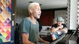 Promi-News des Tages: Neymar überrascht Fans mit eigenem Song
