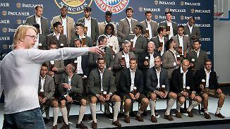Überflieger in Lederhosen: FC Bayern ist fit für die Wiesn
