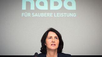 Interview zu geleakten Wada-Daten: Nada-Chefin Gotzmann: Es handelt sich hier nicht um Dopingfälle