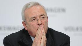 """Chronologie des Abgas-Skandals: Als """"Dieselgate"""" VW überollte"""