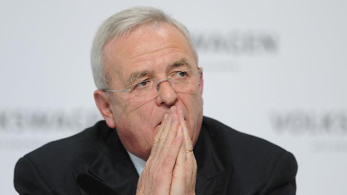 Winterkorn gehört zu den bestbezahlten Managern Deutschlands - auch nach seinem Rücktritt noch.