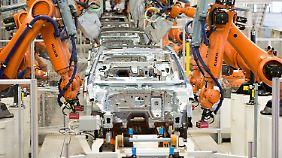 Stabiles Geschäft trotz Abgasskandal: Verkaufseinbruch bei VW bleibt aus