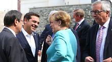 Merkel sieht Fortschritte, Orban nicht: Die EU versprüht Optimismus