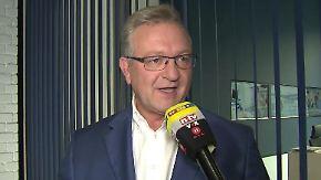 """Frank Henkel im n-tv Interview: """"In Berlin gibt es so etwas wie SPD-Müdigkeit"""""""