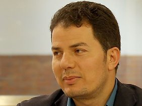 Hamed Abdel-Samad ist Politikwissenschaftler und Autor mehrerer Bücher.